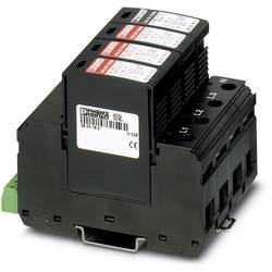 Svodič pro přepěťovou ochranu Phoenix Contact VAL-MS-T1/T2 335/12.5/3+1-FM 2800183, 12.5 kA