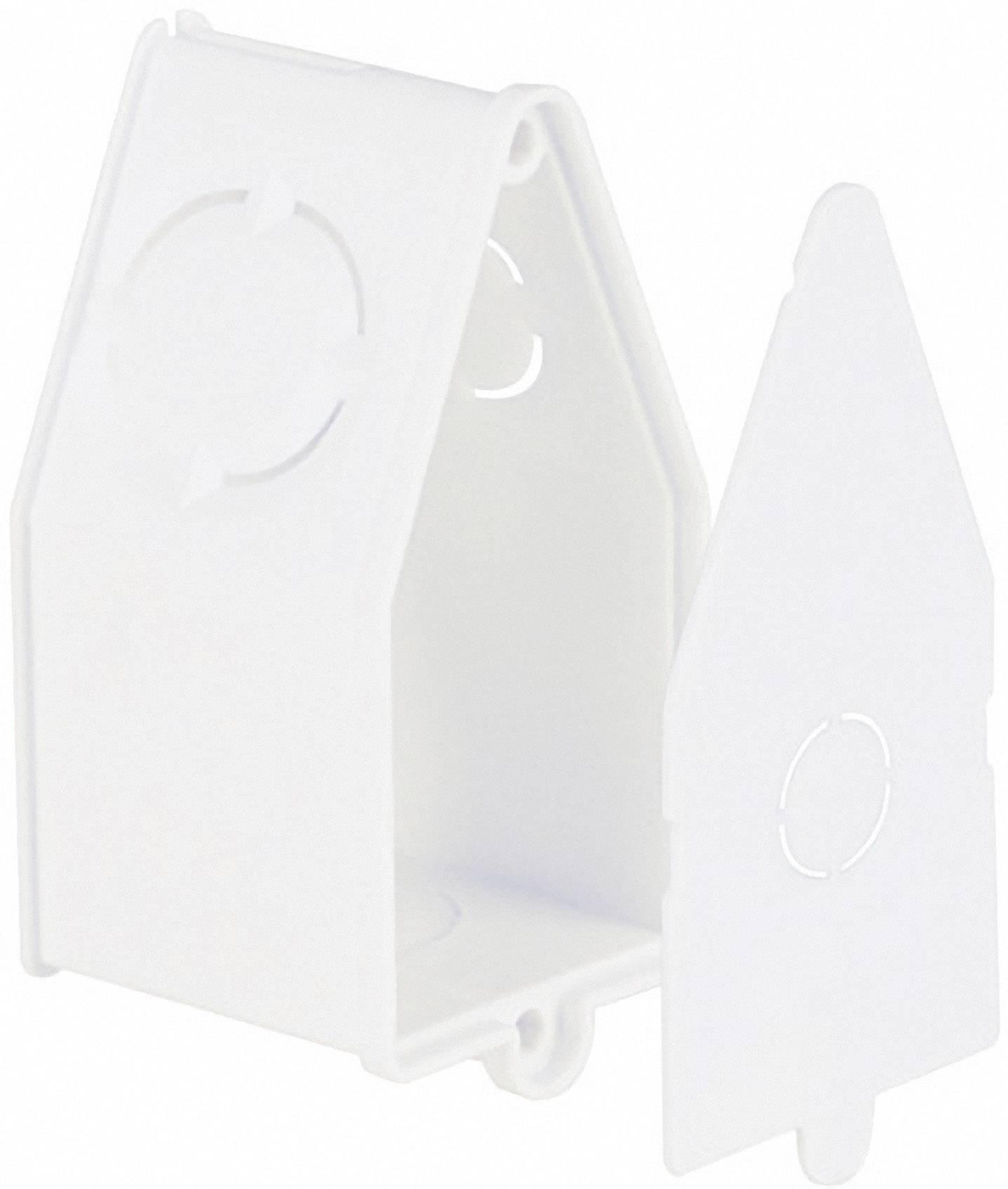 Připojovací krabice Kaiser Elektro 1048-00 pro nástěnná svítidla, s krytkou