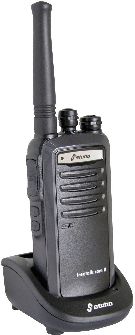 PMR rádiostanica Stabo Freetalk Com II