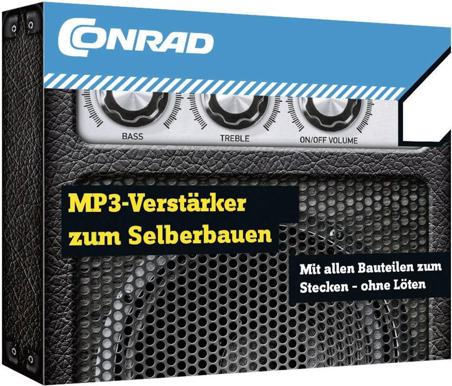 Stavebnice retro MP3 zesilovače 10128