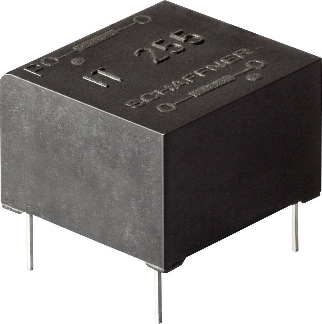 Pulzný transformátor Schaffner IT248 IT248, 3000 V, 17 mH, (d x š x v) 17.6 x 16.7 x 11.3 mm, 1 ks