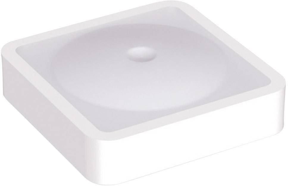 Krytka na tlačítko Mentor 2271.6001, plochý, bílá