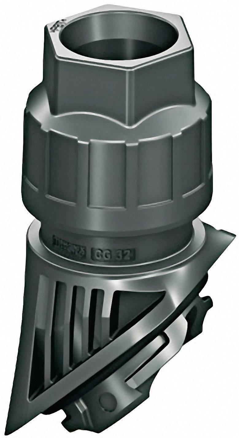 Kabelová průchodka M40 pro spojky Phoenix Contact HC-B-G-M40-PLRBK, 1 ks