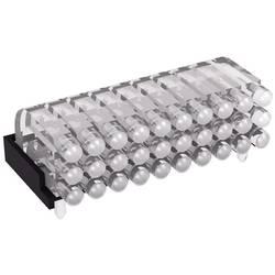 Miniaturní vícenásobný světlovod, vodorovný Mentor 1296.2013 vhodný pro: SMD LED 0603 Ø 2 mm