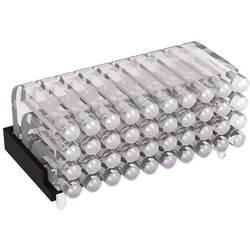 Miniaturní vícenásobný světlovod, vodorovný Mentor 1296.2024 vhodný pro: SMD LED 0603 Ø 2mm