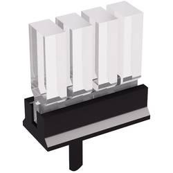 Miniaturní vícenásobný světlovod, stojící Mentor 1296.4104 vhodný pro: SMD LED 0805