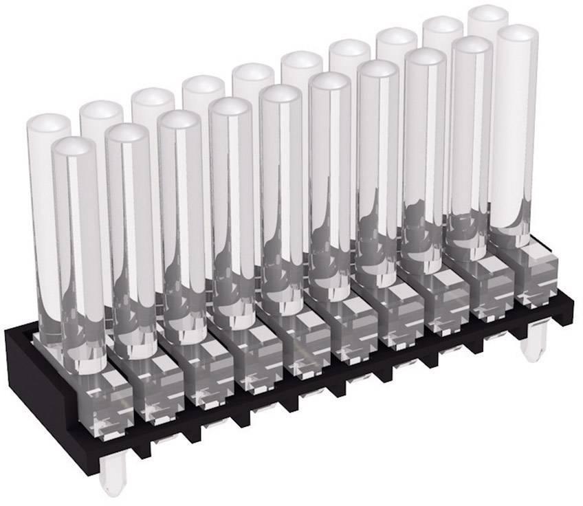 Miniaturní vícenásobný světlovod, stojící Mentor 1296.7202 vhodný pro: SMD LED 0603