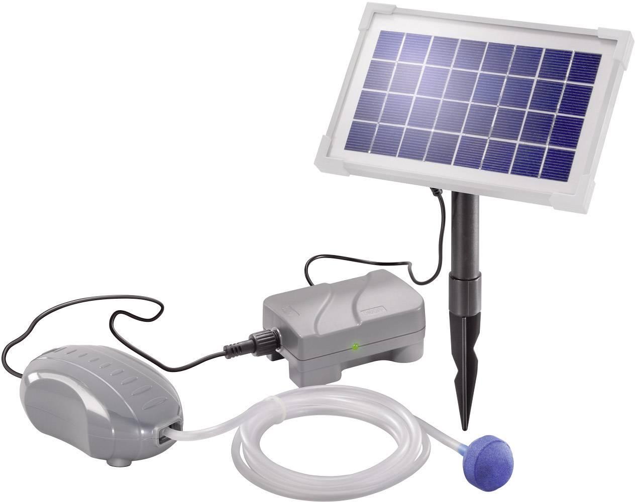 Solárny prevzdušňovač jazierka Esotec Solar Air-plus 101872, 120 l/h