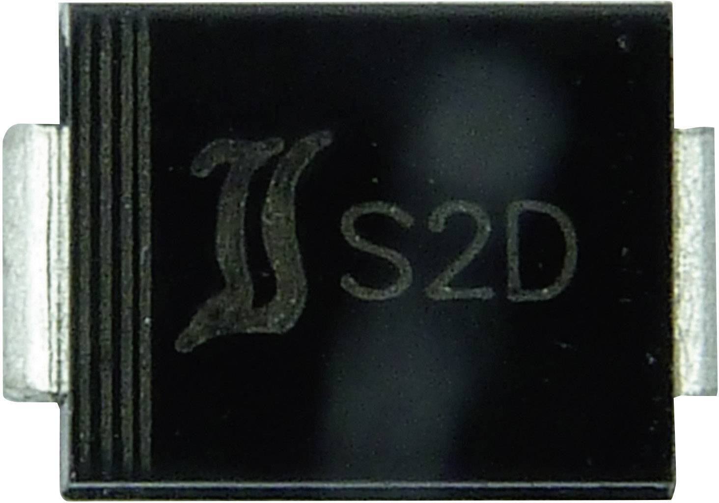 Zenerova dioda Diotec Z2SMB75, U(zen) 75 V