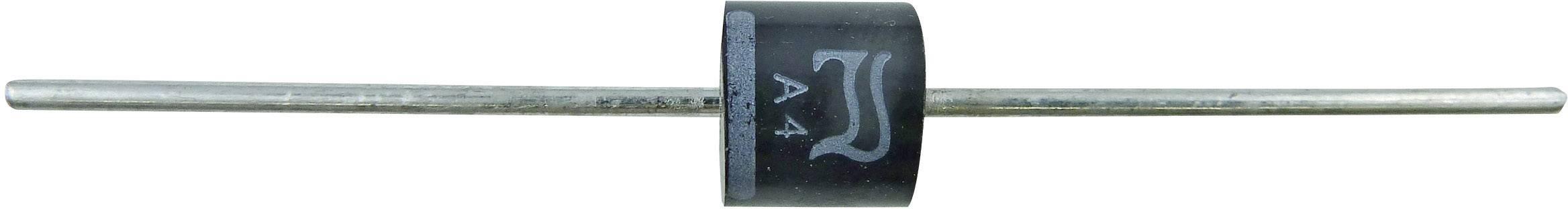 Kremíková usmerňovacia dióda Diotec P2000M P2000M P600, 20 A, 1000 V