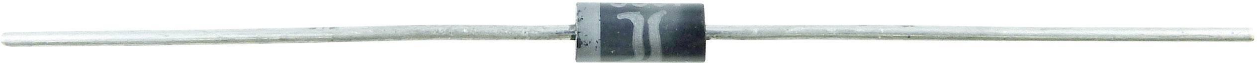 Rýchla Si vysokonapäťová usmerňovacia dióda Diotec HV5 HV5 DO-15, 200 mA, 5000 V