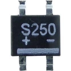 Můstkový usměrňovač TRU COMPONENTS TC-S250K 1 A U(RRM) 400 V