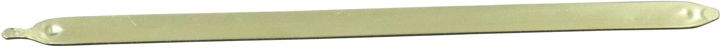 Teplovodná trubka QuickCool QG-SHP-H1.00-B9.05-250MN, zploštělá, 0.5 K/W, (d x š x v) 250 x 9 x 1 mm