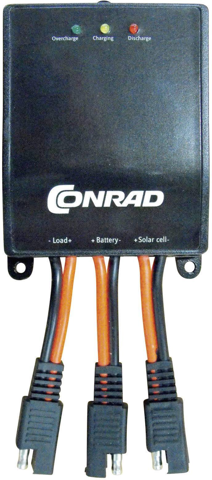 Solárny regulátor nabíjania TPS-545 557895, 10 A, 12 V