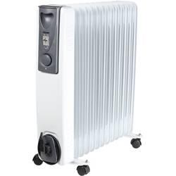 Olejový radiátor Tristar KA-5091, 25 m², 800 W, 1000 W, 2000 W, biela