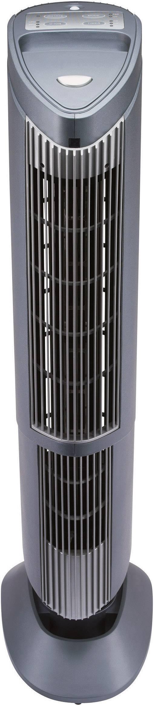 Ionizátor vzduchu s čističkou 560067, 50 m², 25 W, antracitová