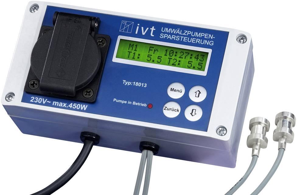 Úsporné ovládání oběhových čerpadel IVT, 0 až 50 °C, 450 W