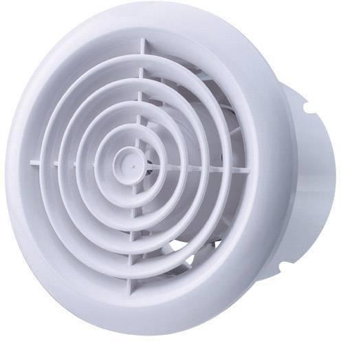 Nástenný a stropný ventilátor SIKU 100, kruhový