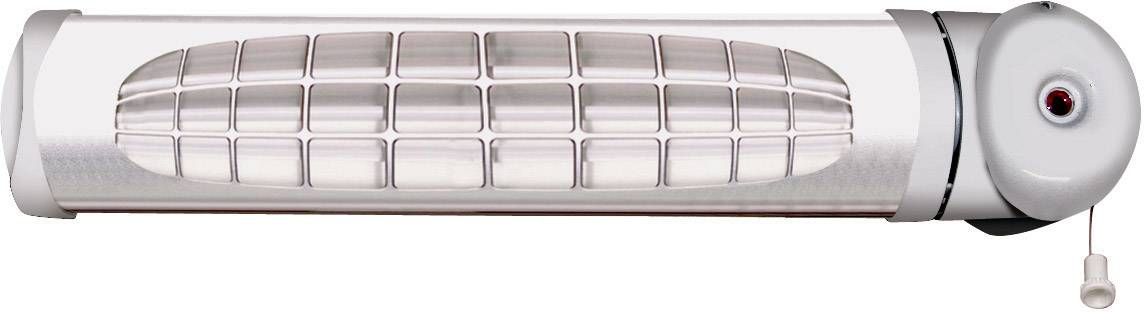 Kremenný infračevený žiarič Aurora QH 3015 750 W, 1500 W, 5 m², biela