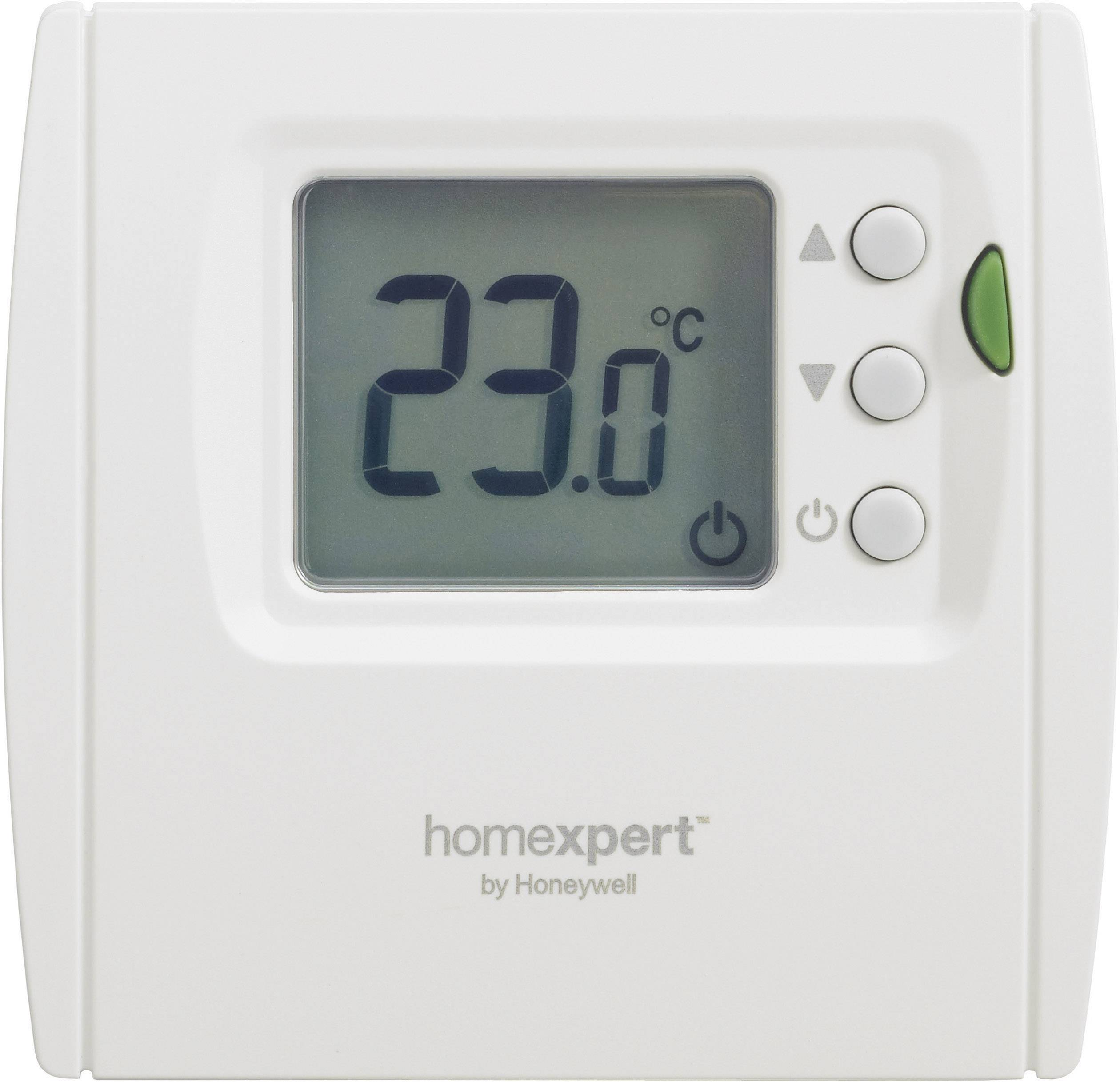 Izbový termostat Homexpert by Honeywell THR840DBG, 5 až 35 °C, biely