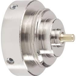 Mosazný adaptér termostatického ventilu Danfoss RAV 700104 vhodný pro topné těleso Danfoss RAV, 34 mm se 4 vroubky