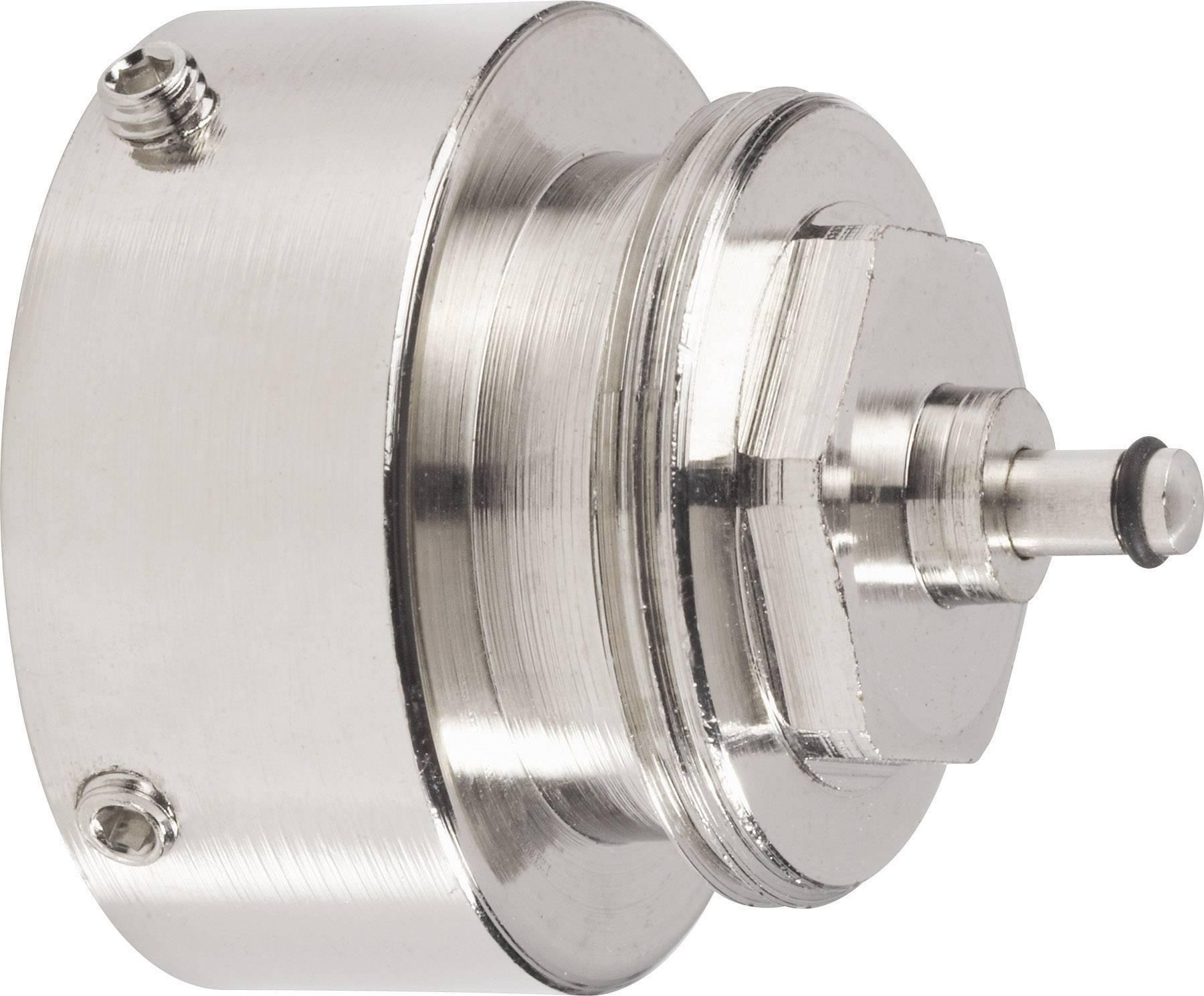 Mosazný adaptér termostatického ventilu Vaillant 700 100 001 vhodný pro topné těleso Vaillant, 30,5 mm