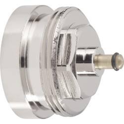 Mosazný adaptér termostatického ventilu Herz 700100 vhodný pro topné těleso Herz, M28 x 1,5