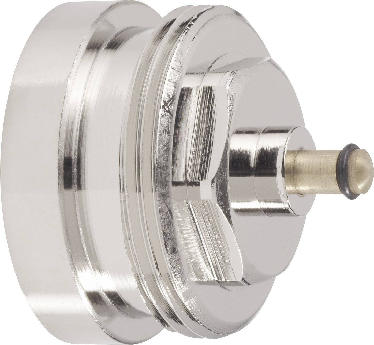 Mosazný adaptér termostatu Herz 700 100 004 vhodný pro topné těleso Herz, M28 x 1,5