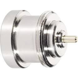 Mosazný adaptér termostatického ventilu Comap 700 100 007 vhodný pro topné těleso Comap, M28 x 1,5