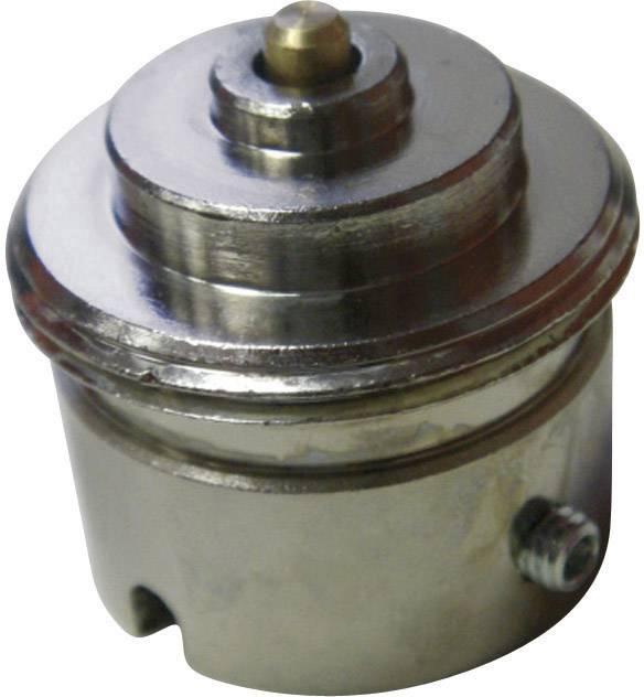 Mosadzný adaptér termostatu 700 100 009 vhodný pre Giacomini, 22.6 mm
