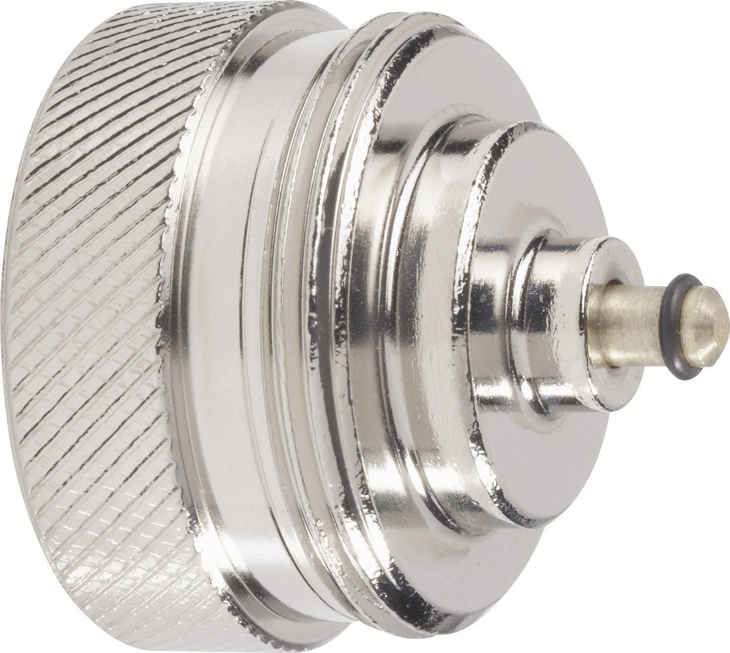 Mosazný adaptér termostatu Markaryd 700 100 010 vhodný pro topné těleso Markaryd, M28 x 1,5