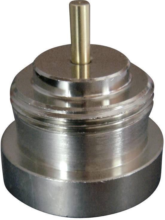 Mosazný adaptér termostatu Ista 700 100 013 vhodný pro topné těleso Ista, M32 x 1,0