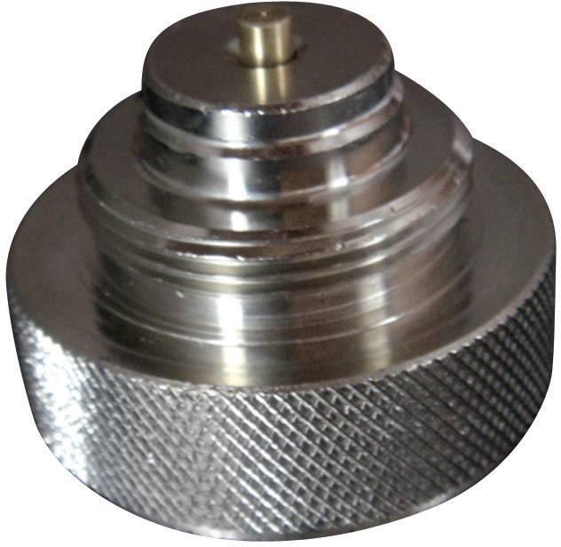 Mosazný adaptér termostatického ventilu Meges 700 100 014 vhodný pro topné těleso Meges, M38 x 1,5