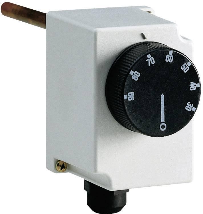 Priemyselný termostat trubkový s ponor. detektorom Perry 1TCTB065, 30 až 90 °C