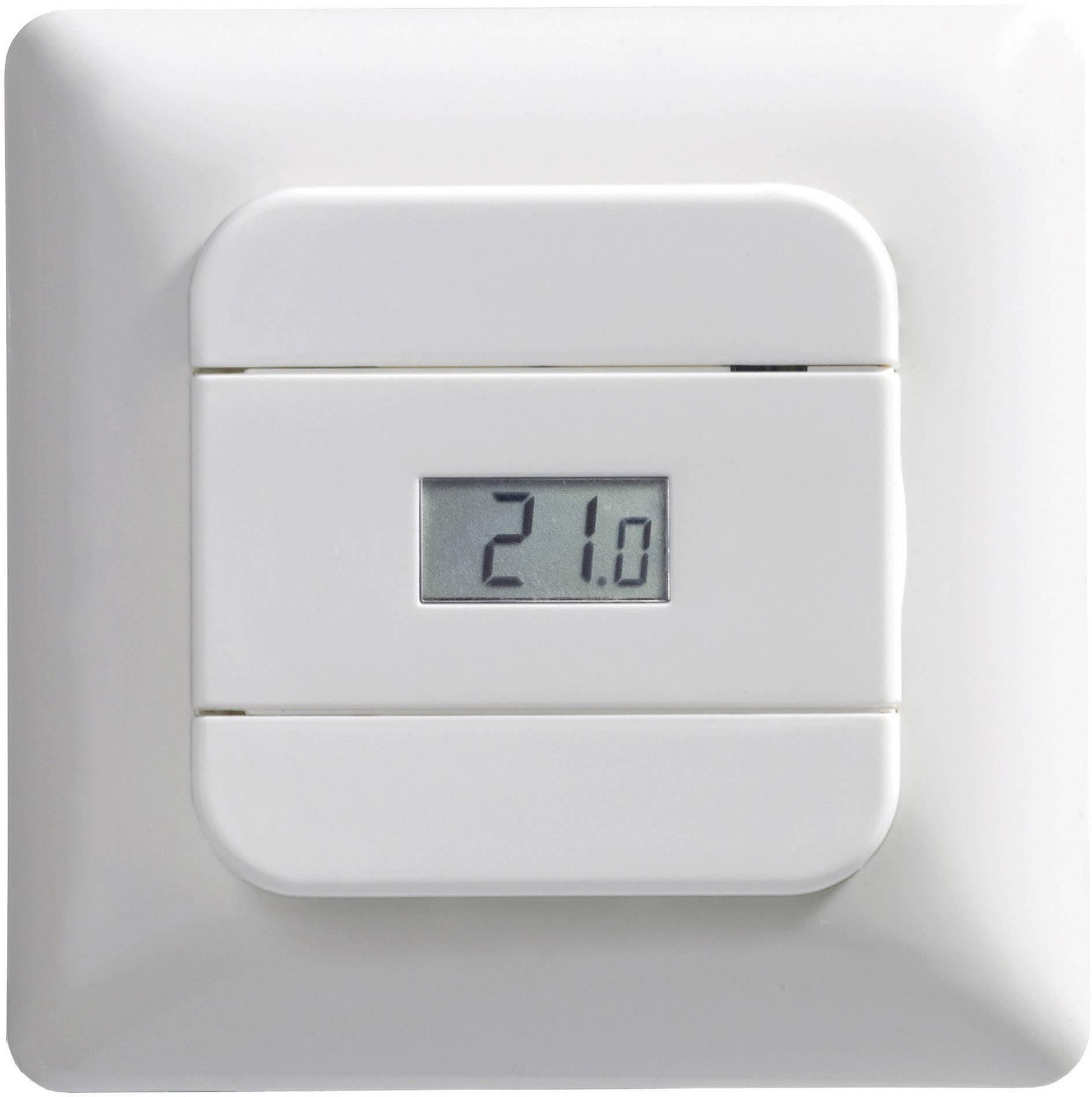 Termostat pre podlahové vykurovanie Arnold Rak OTD2-1999-AR, 0 až 40 °C, biely