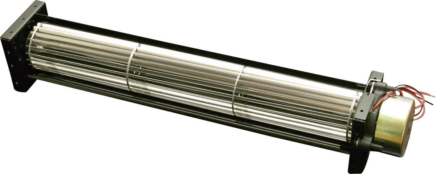 Tangenciálny ventilátor s motorom vľavo DF43198 L