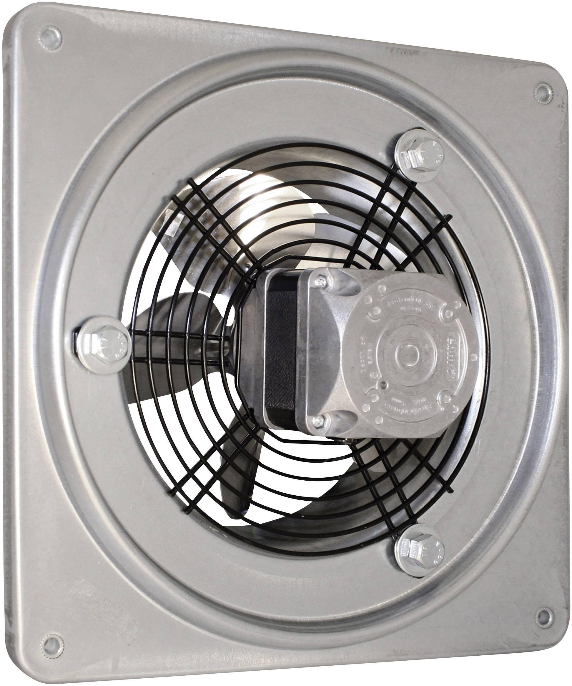 Hliníkový ventilátor Basic 25