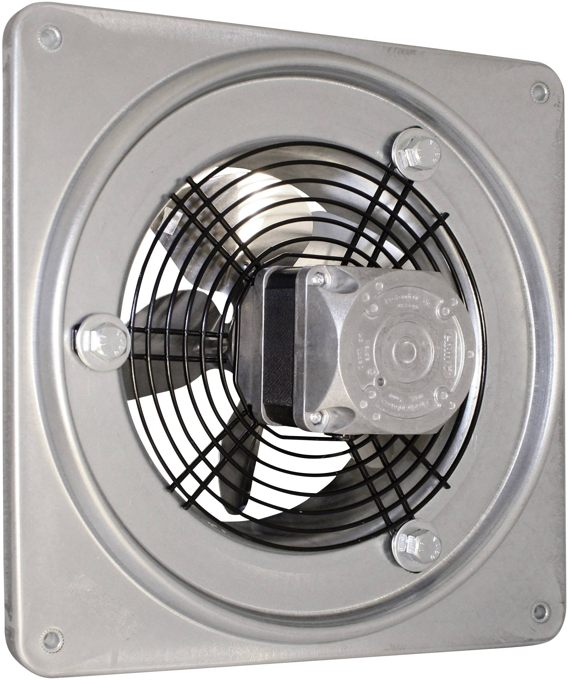 Ventilátor Basic 35, hliník