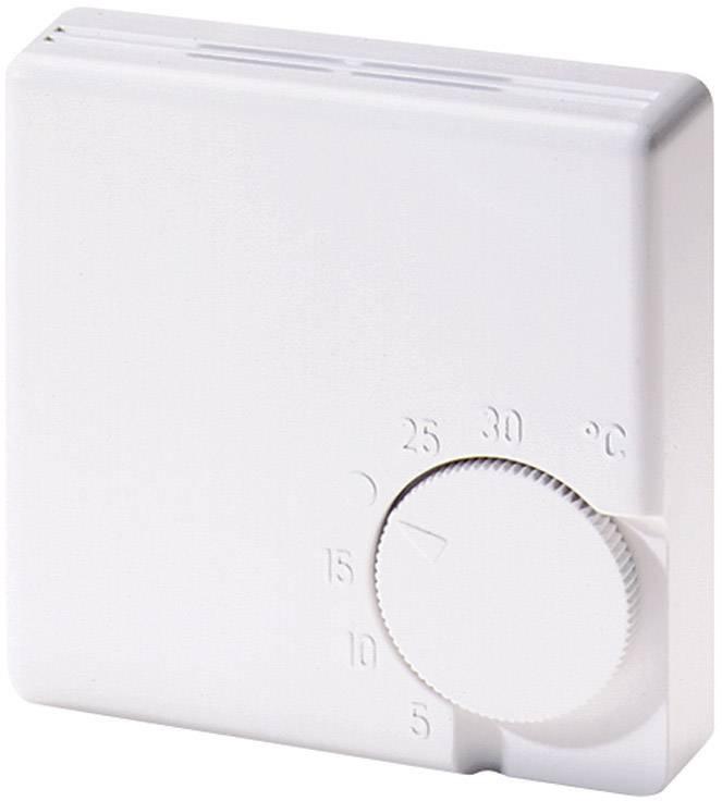 Izbový termostat Eberle RTR-E 3521, 5 až 30 °C, biely