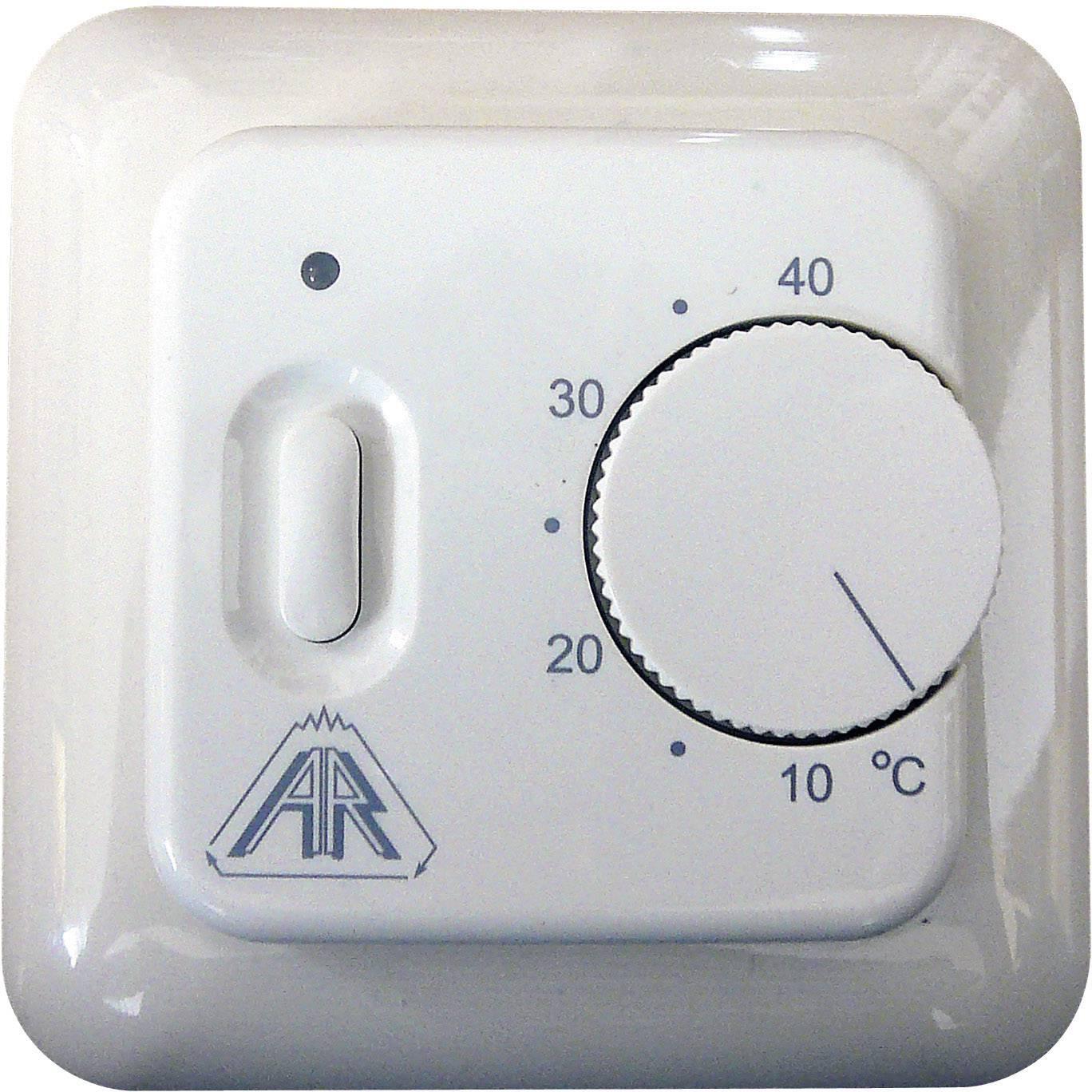 Termostat Arnold Rak ST-AR 16, 0 až 60 °C, biely
