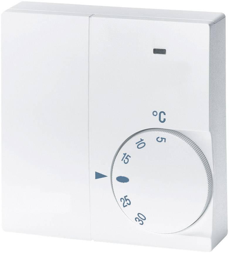 Bezdrátový nástěnný termostat Eberle Instat 868-R1O, 5 až 30 °C, bílá