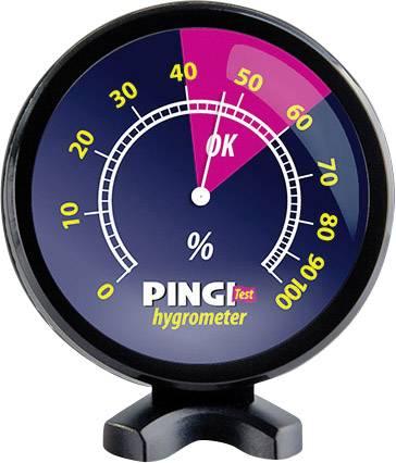 Vlhkomer PINGI PHT-100-EDFN, čierna