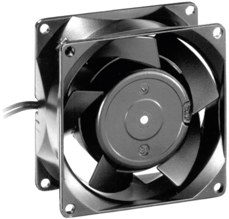 AC axiálny ventilátor EBM Papst 8880 N, 18 dB(A), 80 x 80 x 38 mm