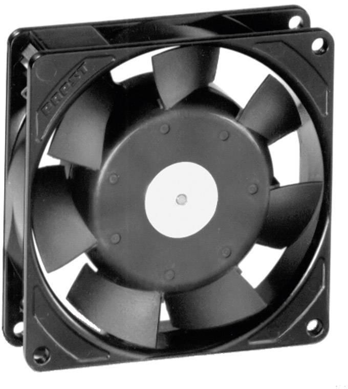 AC axiálny ventilátor EBM Papst 3950 M, 29 dB(A), 92 x 92 x 25 mm