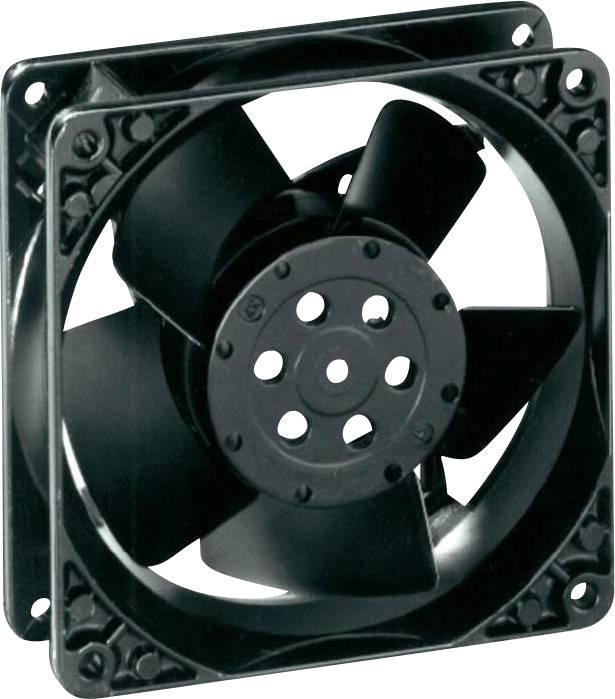 AC axiálny ventilátor EBM Papst 4890 N, 25 dB(A), 119 x119 x 38 mm