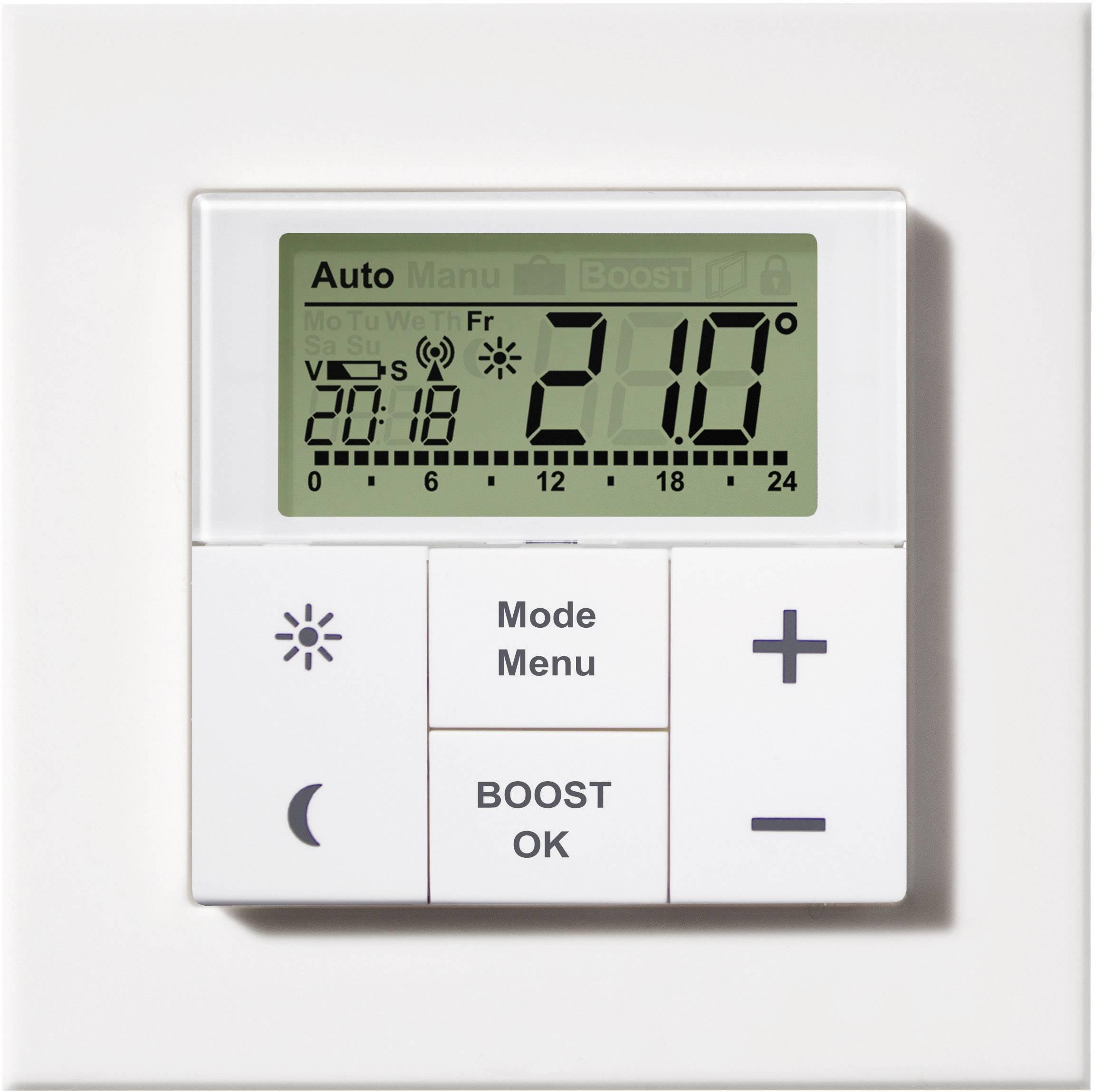 Bezdrôtový nástenný termostat MAX! MAX!