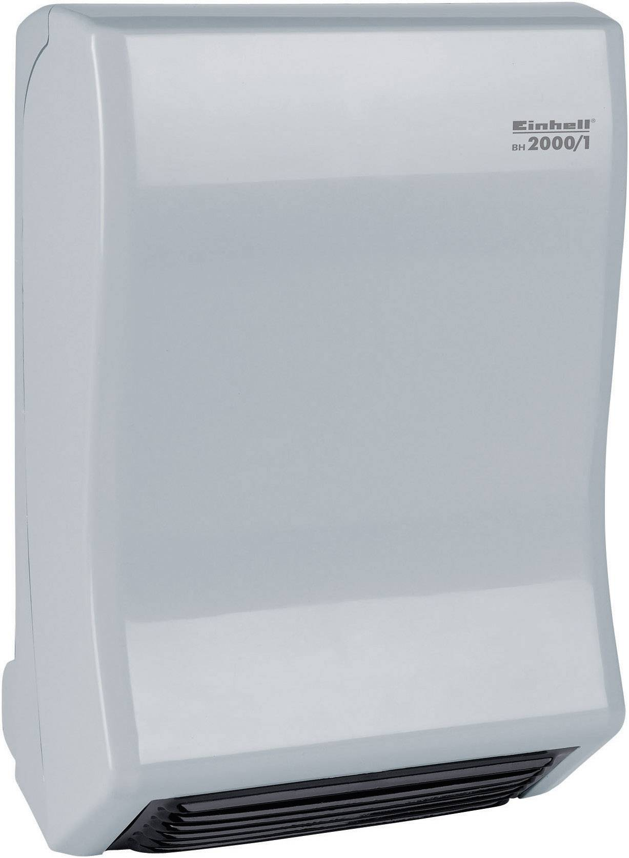 Koupelnový rychloohřívač Einhell BH 2000/1, 2000 W, IP24, bílá