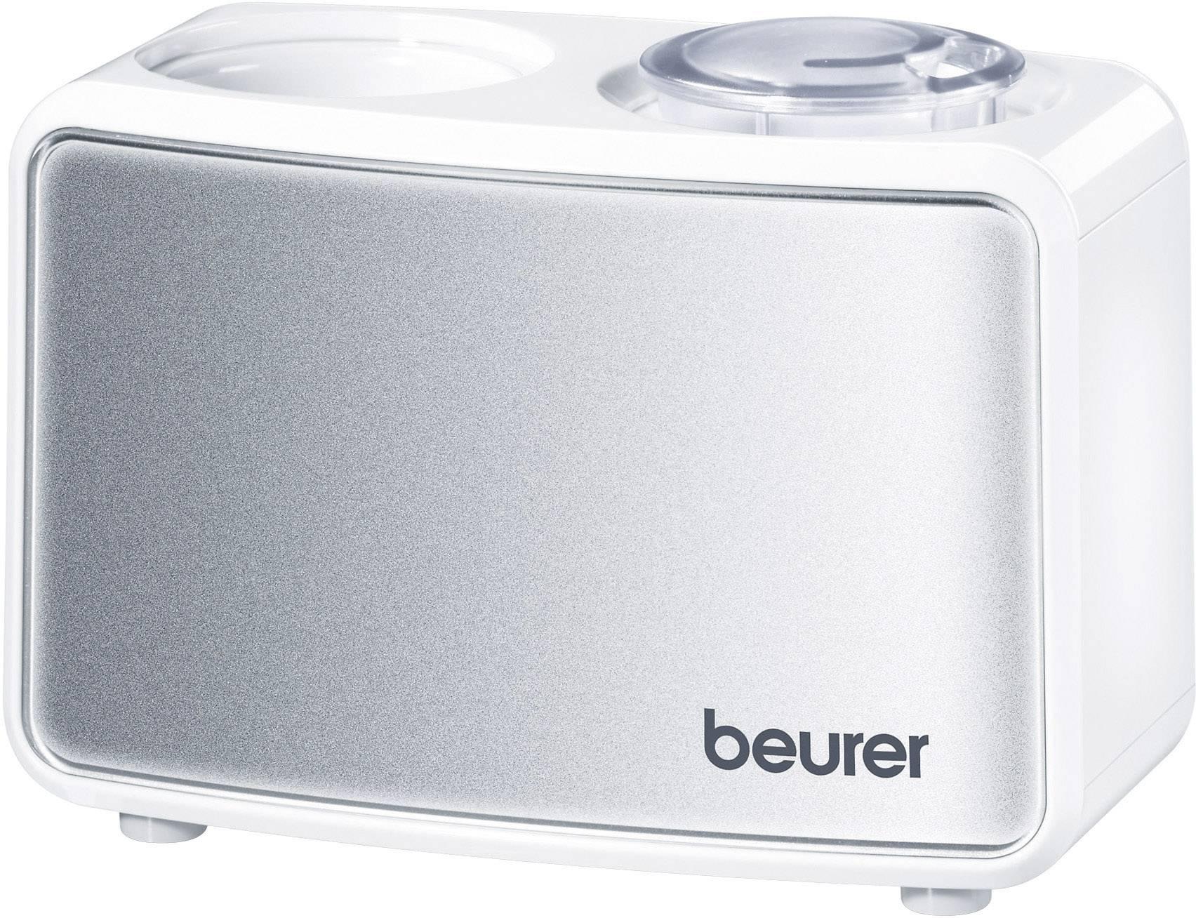Ultrazvukový zvlhčovač vzduchu Beurer LB12, 680.05, 0,08 l/h, stříbrná