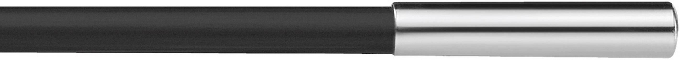 Teplotný senzor Sygonix 38928C, IP68, -20 až 70 °C, čierny