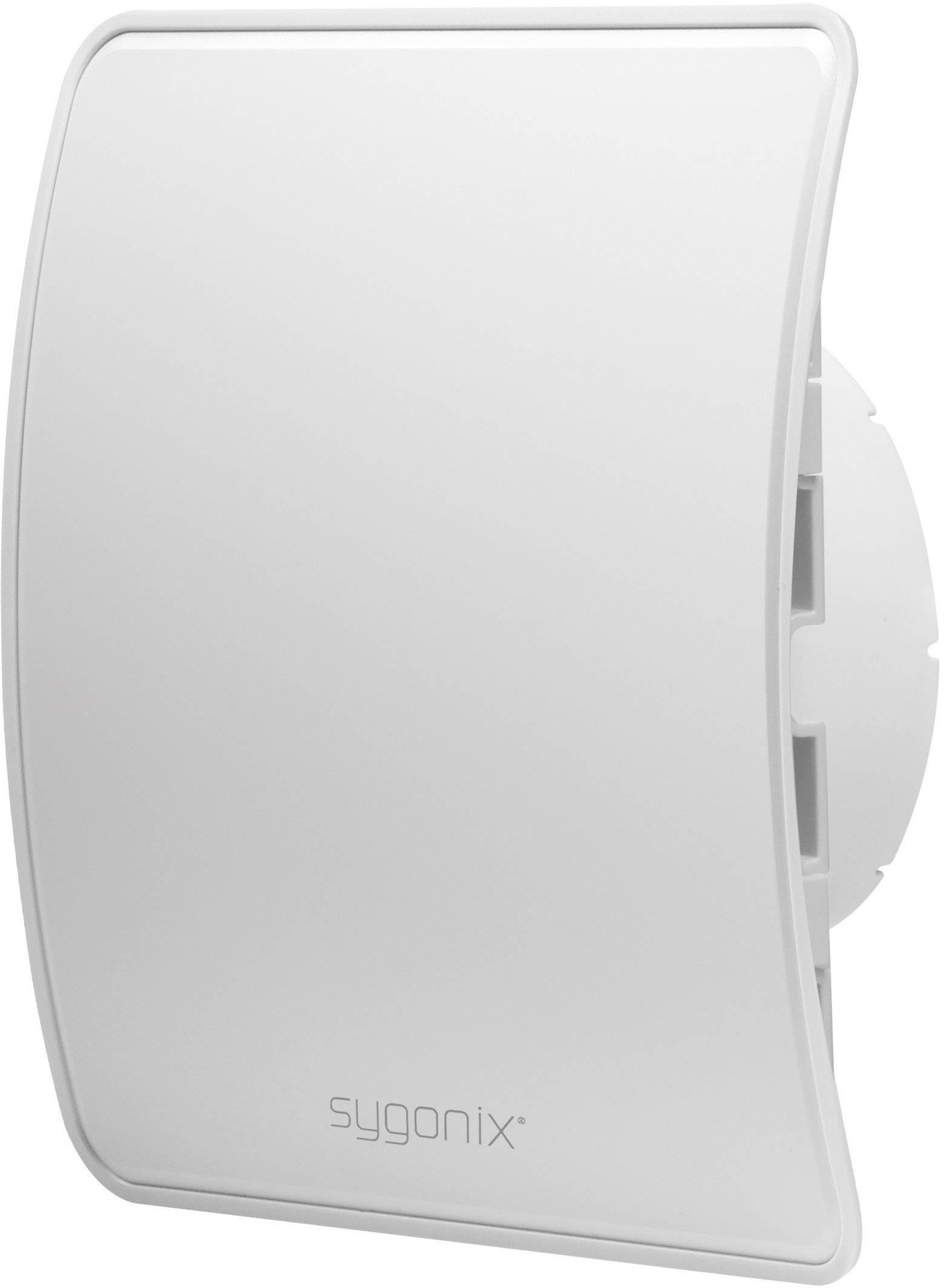 Kryt na trubkový ventilátor Sygonix, 100 mm, bílá